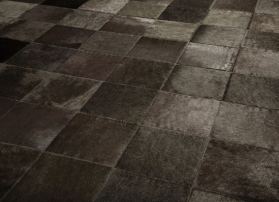 Tapete Couro Natural MN 20 x 20